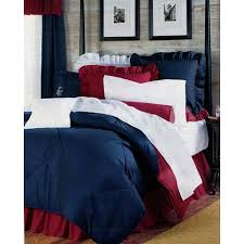 Red Bedroom Comforter Set Red White And Blue Bedding Navy And White Duvet Covers De Arrest