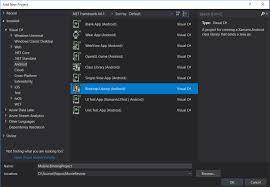 xamarin android creating xamarin android binding library xamarin help
