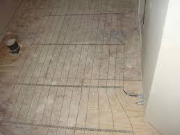 install heated tile floor home design popular classy simple to