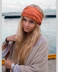 hippie hair bands scarf headband turban boho chic hippie hippie chic