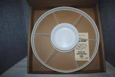 chillzanne products pered chef plastic platters ebay