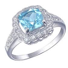 rings blue topaz images Sterling silver blue topaz ring 1 40 ct right hand jpg