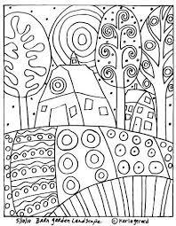 Rug Hooking Supplies Australia Rug Hooking Craft Paper Pattern Barn Garden Landscape Folk Art