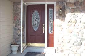Exterior Door With Side Lights Entry Door With Sidelight Of Luxury Exterior Door With Single