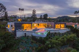 3114 elvido los angeles california modern architectural