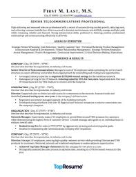 Telecom Sales Executive Resume Sample by Telecommunications Resume Sample Professional Resume Examples