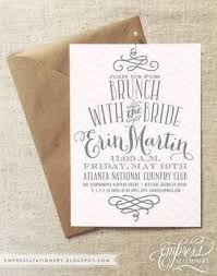 bridal shower brunch invitation wording bridal shower brunch invitations 99 wedding ideas