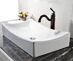 bathroom vessel sinks vanity cabinets vanities with small glass