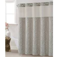 Oriental Shower Curtains Buy Hookless Shower Curtains From Bed Bath U0026 Beyond