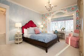 Bedroom Wallpaper Design 20 Captivating Bedrooms With Floral Wallpaper Designs Home
