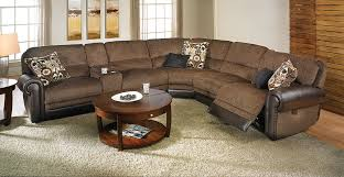 sectional sofa bed with storage dual power reclining tweed storage sectional haynes furniture