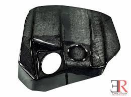 bmw 335i car cover carbon fiber engine cover for 2011 2014 n55 bmw 135i 335i 535i