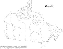 Blank Map United States Printable by Map United States Of America And Canada Boaytk Obesity In North