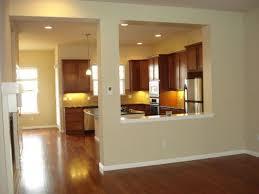 Dining Kitchen Design Ideas Half Wall Kitchen Designs Half Wall Between Dining And Living Room