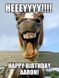 Xzibit Birthday Meme - meme creator horse meme generator at memecreator org