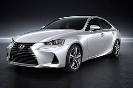 2017 lexus is200t new car 2017 lexus is revealed in china with sharpened styling