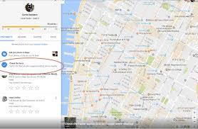Google Maps Maker Ecco La Moderazione Su Google Maps Per Desktop In Sostituzione Di