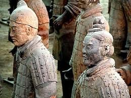 d駑onter robinet cuisine terracotta army