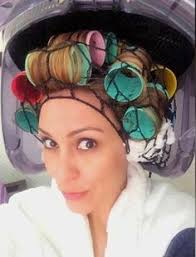 sissy boys hair dryers hair rollers and net hair rollers and curlers pinterest