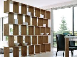 furniture home contemporary bookcases room divider ideas design