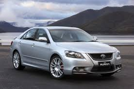 Camry Engine Specs Toyota Aurion Trd Camry Based Sedan With A 329 Hp Supercharged V6