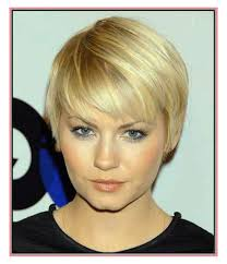 hairstyles for women with round head elegant hairstyles pictures of short hairstyles for fine hair