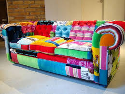 sofa patchwork patchwork sofa inspiration the brightness project
