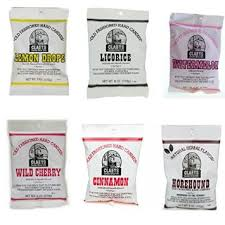 horehound candy where to buy buy claeys fashioned candy variety 6 pack lemon