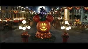 halloween time at the disneyland resort 2017 youtube