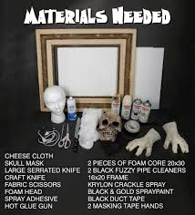Diy 3d Skull Picture Frames Party Ideas U0026 Activities By