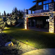 cheap low voltage led landscape lighting average cost to install