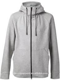 custom cotton different kinds of hoodies sport zip up hoodie blank