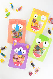 treat bags silly treat bags handmade