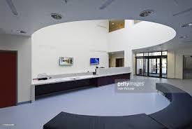 Semi Circular Reception Desk Strood Academy Academy Europe United Kingdom Kent 20