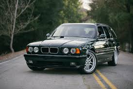 bmw an utterly beautiful and incredibly rare bmw m5 wagon that u0027s worth