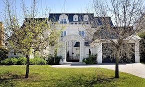 classic parisian style mansion in argentina idesignarch