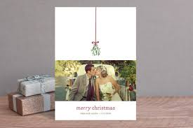 Newly Wed Christmas Card Newlywed Holiday Cards By Minted Holiday Photo Cards Photo