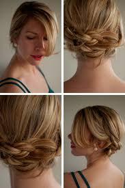 Frisuren F Mittellange Haare Zum Selber Machen by Dirndl Frisuren Mittellange Haare Selber Machen Mode Frisuren