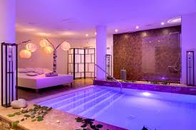 Decoration Spa Interieur French Hotels The Best Accommodation With Spas Room5
