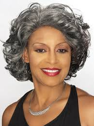 gray hair pieces for american darlene lace front wig by foxy silver wigs hsw wigs