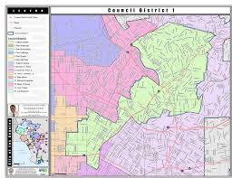 Wa Zip Code Map district councilmember gil cedillo