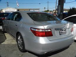 lexus ls sedan 2007 2007 lexus ls 460 4dr sedan lwb sedan for sale in midway city ca