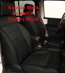 Jeep Wrangler Leather Interior 2008 2010 Jeep Wrangler 4 Door Unlimited Sahara Rubicon Katzkin