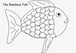 cute fish coloring pages kids coloring