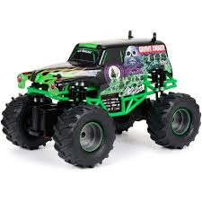 knoxville monster truck show 1 15 r c full function monster jam grave digger walmart com