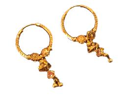 3 gram gold earrings jewellery