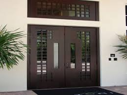 front double door designs in kerala style with manichitrathazhu