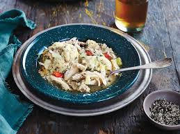 Southern Comfort Meals Chicken And Dumplings Recipe Southern Living