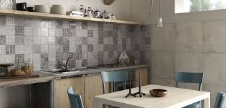 wall tile for kitchen backsplash top 15 patchwork tile backsplash designs for kitchen