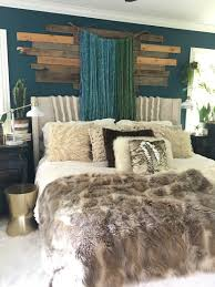 Eclectic Bedroom Design by Boho Glam Bedroom By Blissfully Eclectic Ocean Abyss Creative